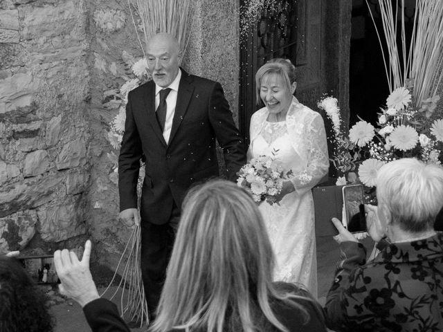 Il matrimonio di Leonardo e Anna a Caslino d'Erba, Como 38