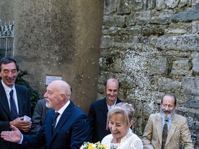 Il matrimonio di Leonardo e Anna a Caslino d'Erba, Como 39