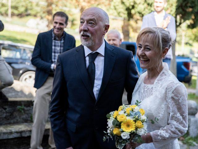 Il matrimonio di Leonardo e Anna a Caslino d'Erba, Como 40