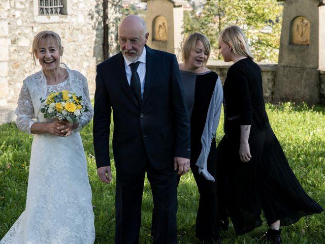 Il matrimonio di Leonardo e Anna a Caslino d'Erba, Como 44