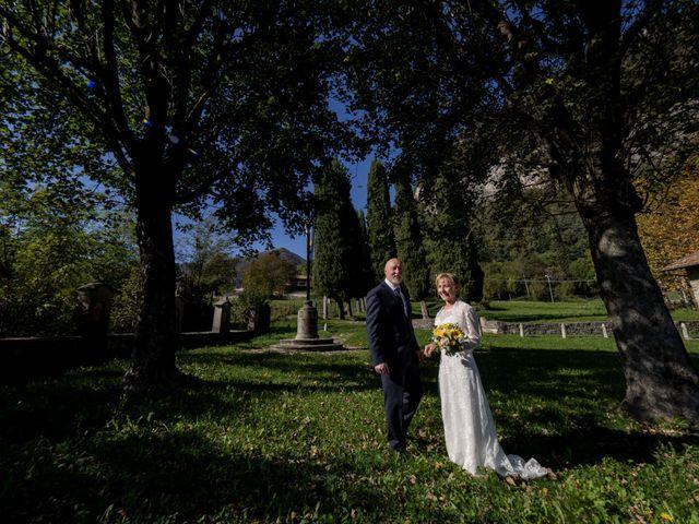 Il matrimonio di Leonardo e Anna a Caslino d'Erba, Como 47