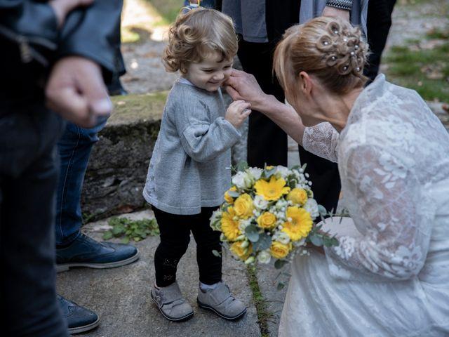 Il matrimonio di Leonardo e Anna a Caslino d'Erba, Como 49