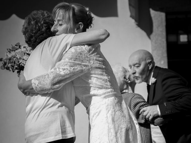 Il matrimonio di Leonardo e Anna a Caslino d'Erba, Como 55