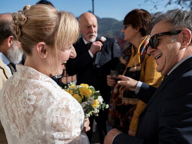 Il matrimonio di Leonardo e Anna a Caslino d'Erba, Como 62
