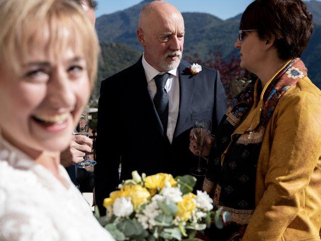 Il matrimonio di Leonardo e Anna a Caslino d'Erba, Como 63