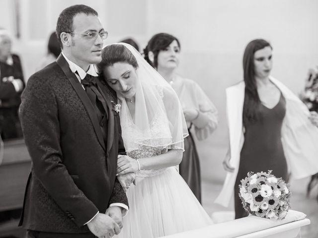 Il matrimonio di Marco e Valeria a Santa Maria a Vico, Caserta 21