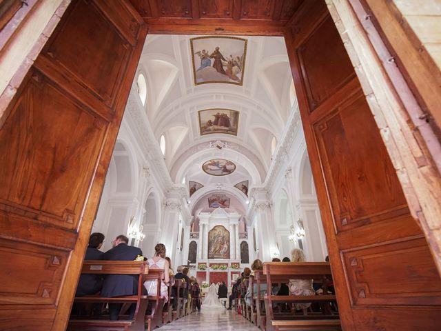 Il matrimonio di Marco e Valeria a Santa Maria a Vico, Caserta 22