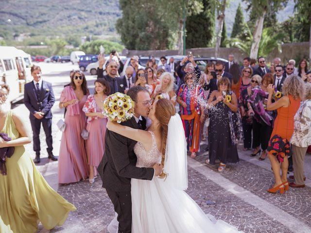Il matrimonio di Marco e Valeria a Santa Maria a Vico, Caserta 27