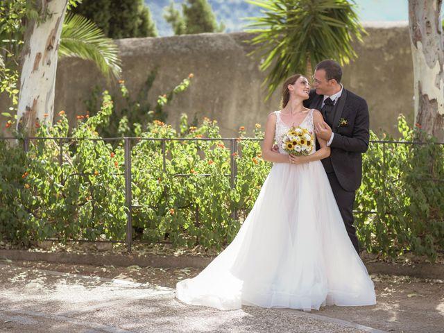 Il matrimonio di Marco e Valeria a Santa Maria a Vico, Caserta 35