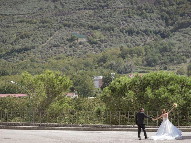 Il matrimonio di Marco e Valeria a Santa Maria a Vico, Caserta 37