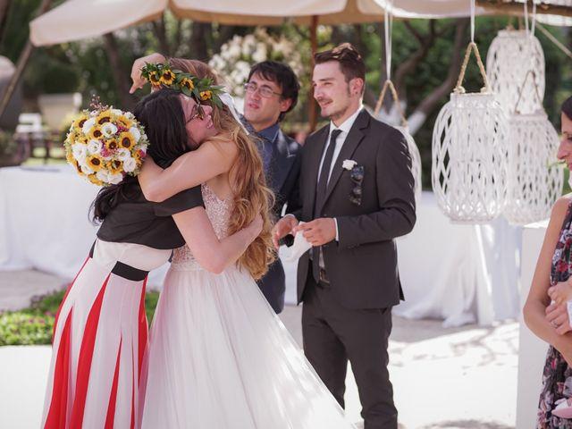 Il matrimonio di Marco e Valeria a Santa Maria a Vico, Caserta 47