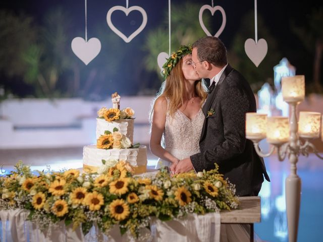 Il matrimonio di Marco e Valeria a Santa Maria a Vico, Caserta 85