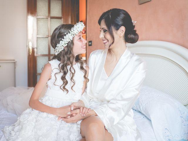 Il matrimonio di Vincenzo e Mariangela a Cellole, Caserta 6