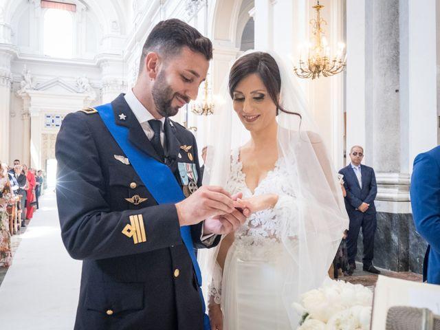 Il matrimonio di Vincenzo e Mariangela a Cellole, Caserta 17