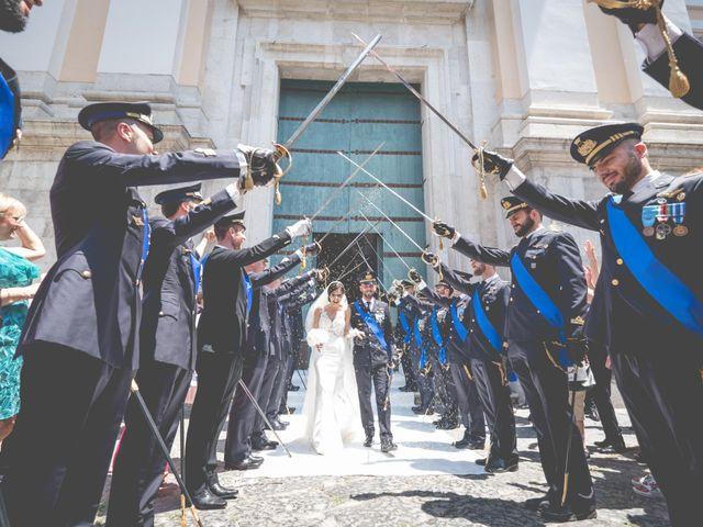 Il matrimonio di Vincenzo e Mariangela a Cellole, Caserta 19