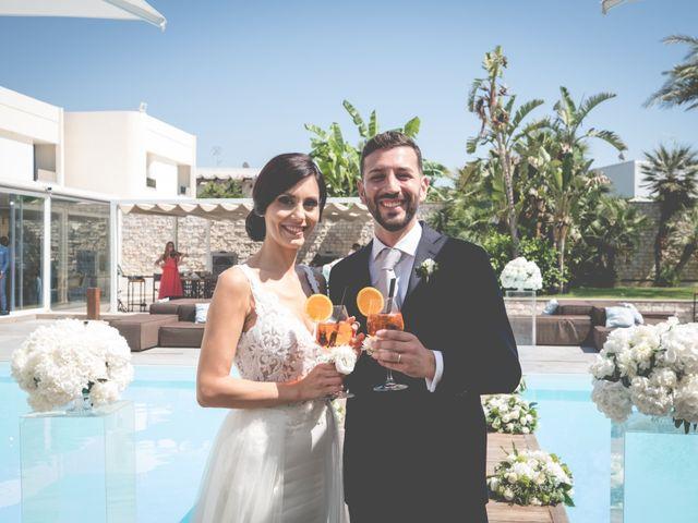 Il matrimonio di Vincenzo e Mariangela a Cellole, Caserta 22