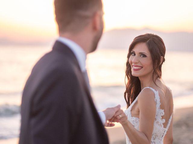 Le nozze di Mariangela e Vincenzo