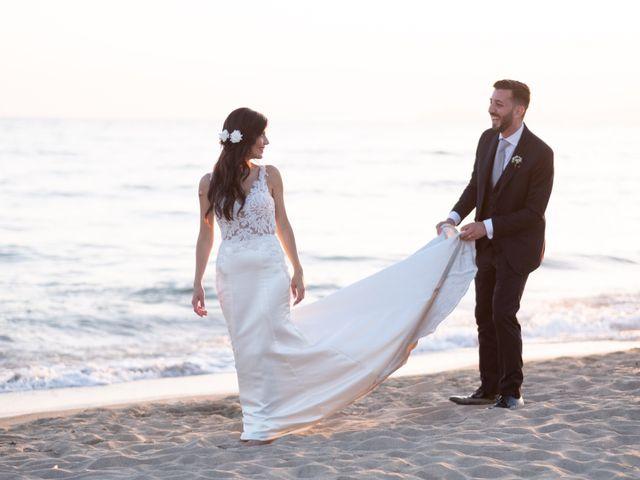 Il matrimonio di Vincenzo e Mariangela a Cellole, Caserta 25