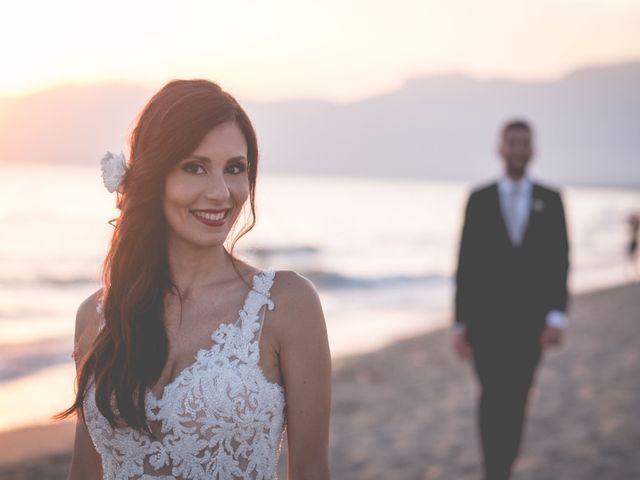 Il matrimonio di Vincenzo e Mariangela a Cellole, Caserta 27