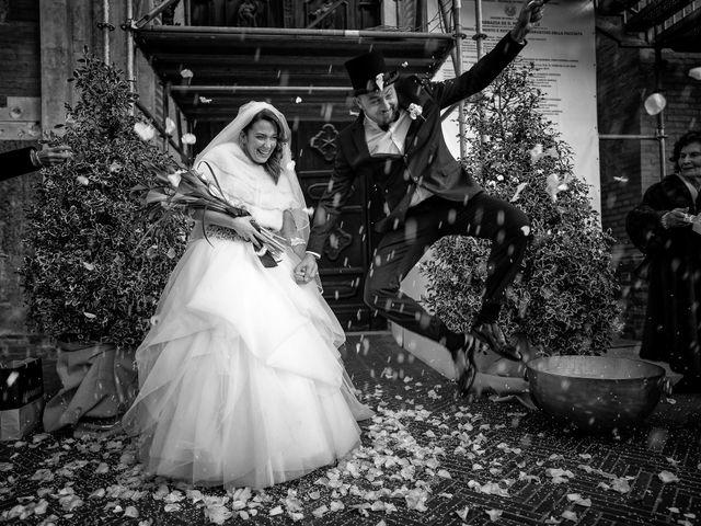 Le nozze di Beatrice e Alex