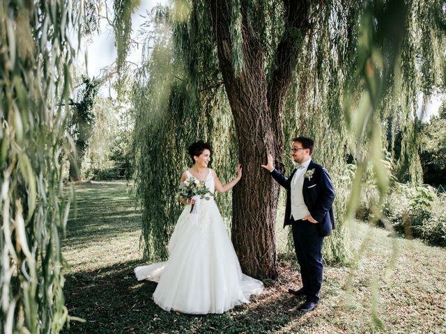 Il matrimonio di Andrea e Irene a Vigonovo, Venezia 30