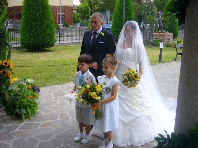 Il matrimonio di Valentina e Marco a Opera, Milano 1