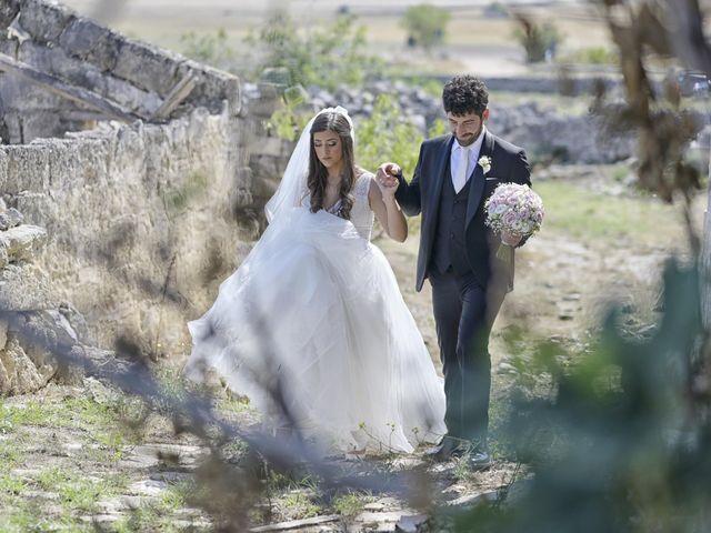 Il matrimonio di Vincenzo e Mariagrazia a Cassano delle Murge, Bari 7