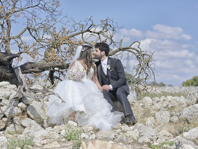 Il matrimonio di Vincenzo e Mariagrazia a Cassano delle Murge, Bari 10