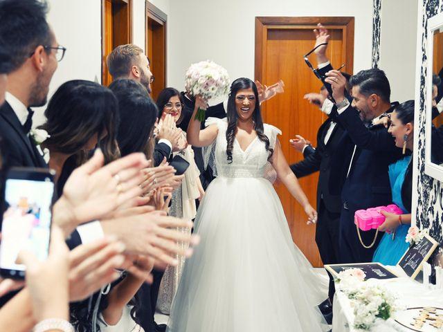 Il matrimonio di Vincenzo e Mariagrazia a Cassano delle Murge, Bari 23