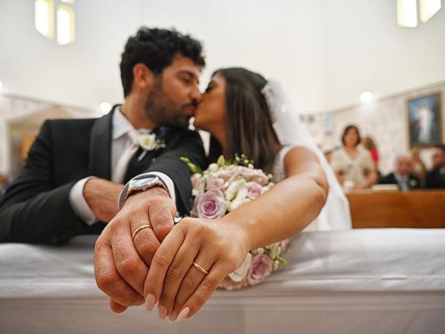 Il matrimonio di Vincenzo e Mariagrazia a Cassano delle Murge, Bari 25