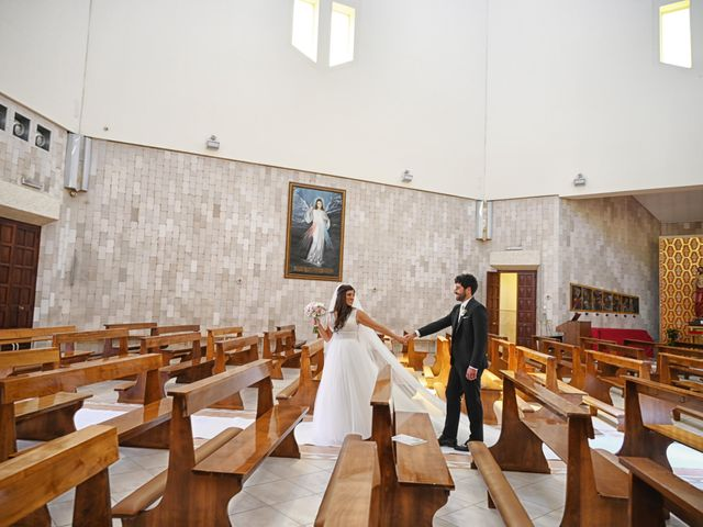 Il matrimonio di Vincenzo e Mariagrazia a Cassano delle Murge, Bari 26