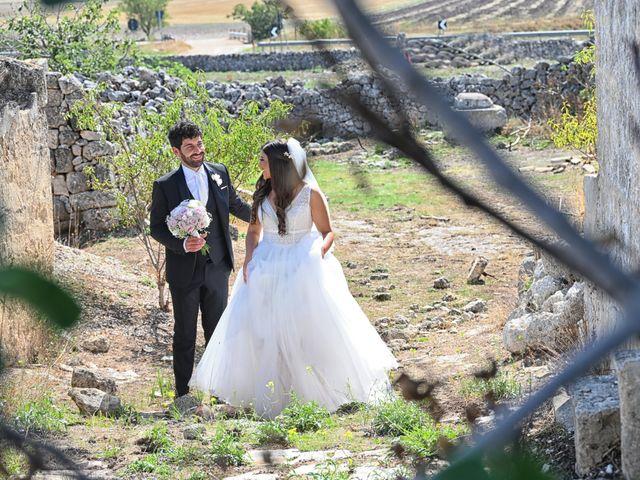 Il matrimonio di Vincenzo e Mariagrazia a Cassano delle Murge, Bari 32