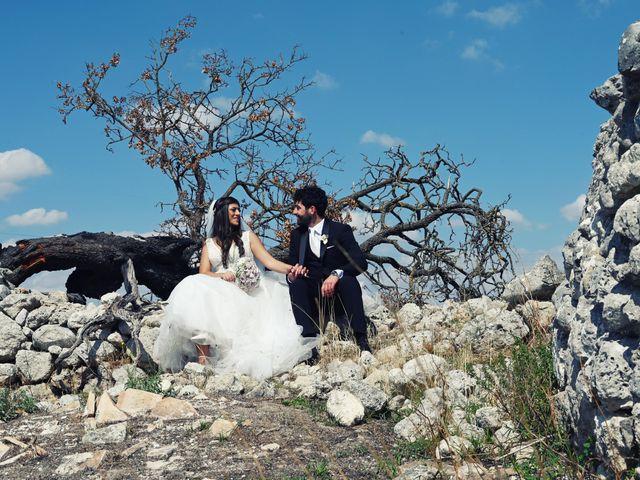 Il matrimonio di Vincenzo e Mariagrazia a Cassano delle Murge, Bari 39