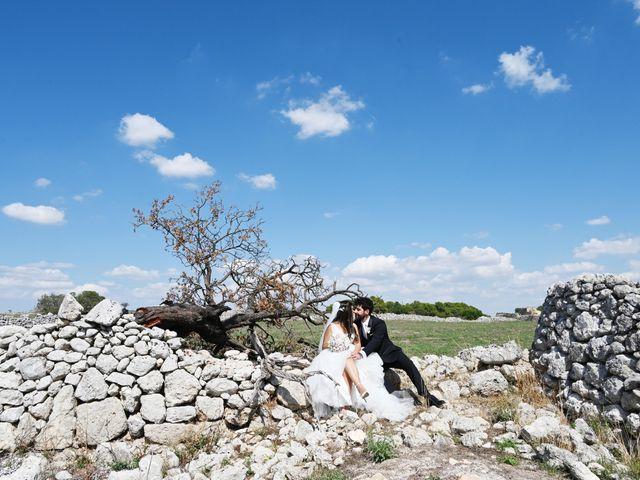 Il matrimonio di Vincenzo e Mariagrazia a Cassano delle Murge, Bari 40