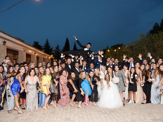 Il matrimonio di Vincenzo e Mariagrazia a Cassano delle Murge, Bari 41