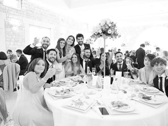 Il matrimonio di Vincenzo e Mariagrazia a Cassano delle Murge, Bari 45
