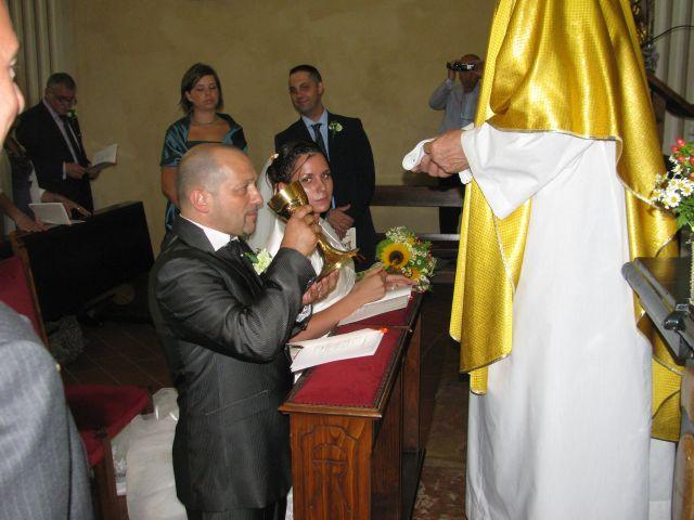 Il matrimonio di Valentina e Marco a Opera, Milano 11