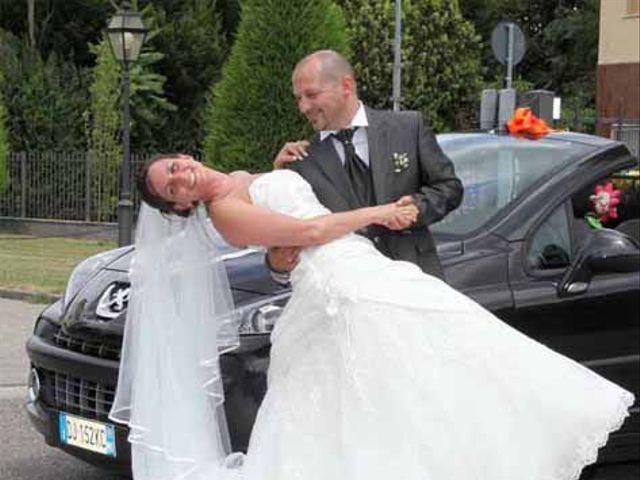 Il matrimonio di Valentina e Marco a Opera, Milano 25