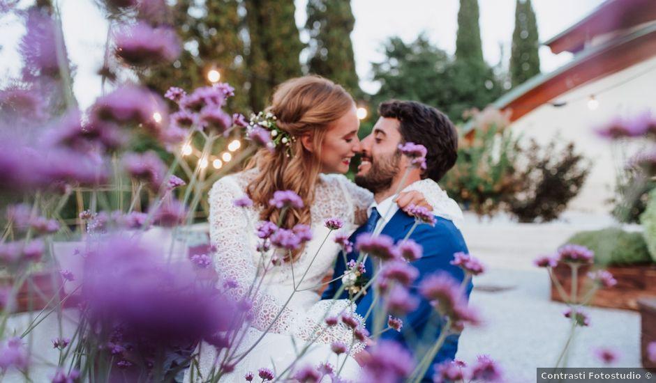 Il matrimonio di Enrico e Virginia a Forlì, Forlì-Cesena