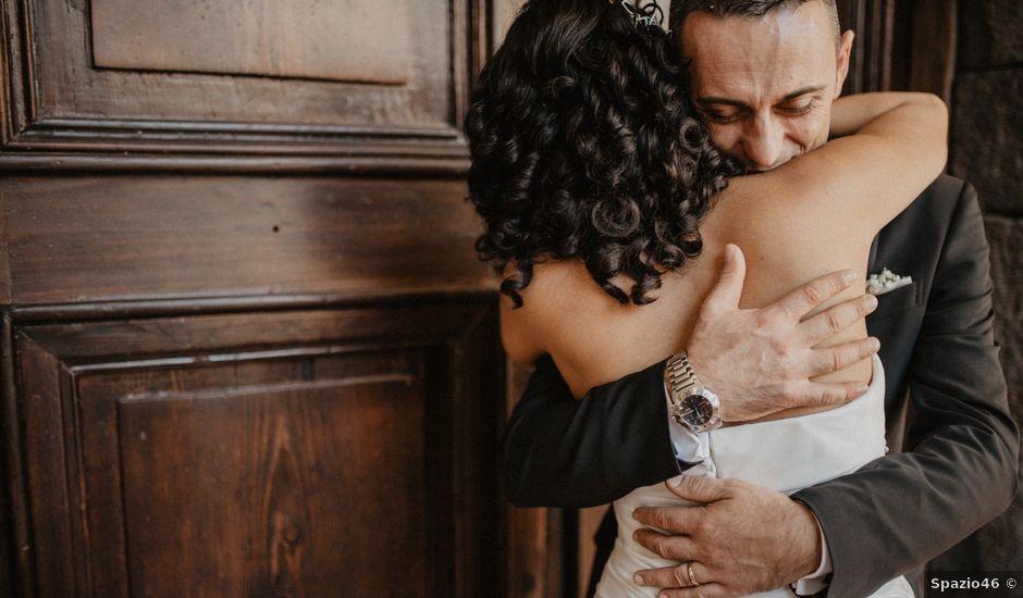 Il matrimonio di Ignazio e Rosanna a Somma Vesuviana, Napoli