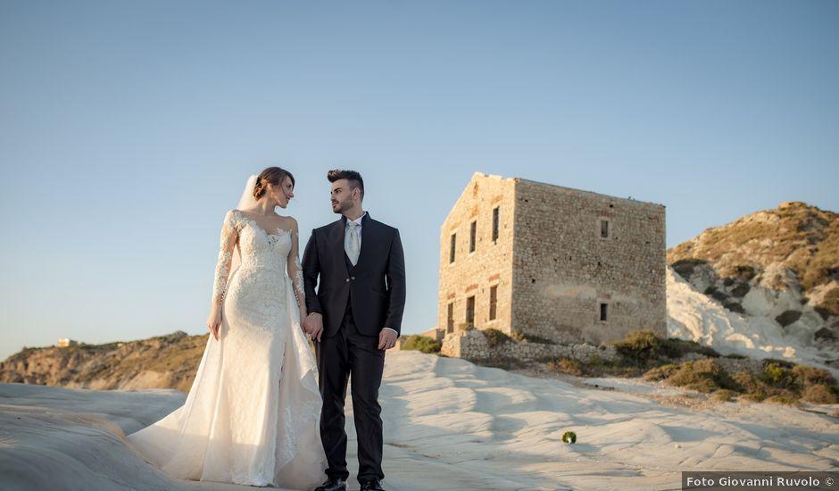 Il matrimonio di Alfonso e Chiara a Agrigento, Agrigento