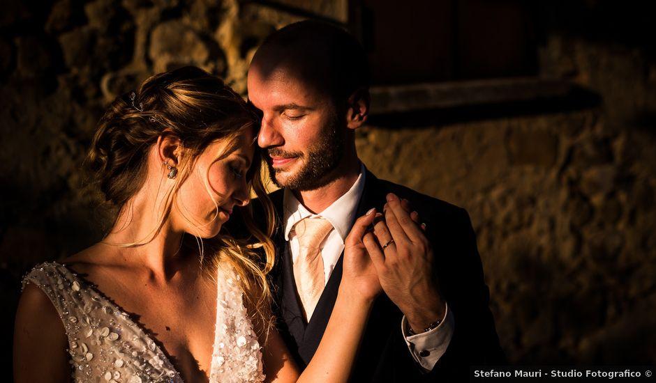Il matrimonio di Ruggero e Debora a Casteggio, Pavia
