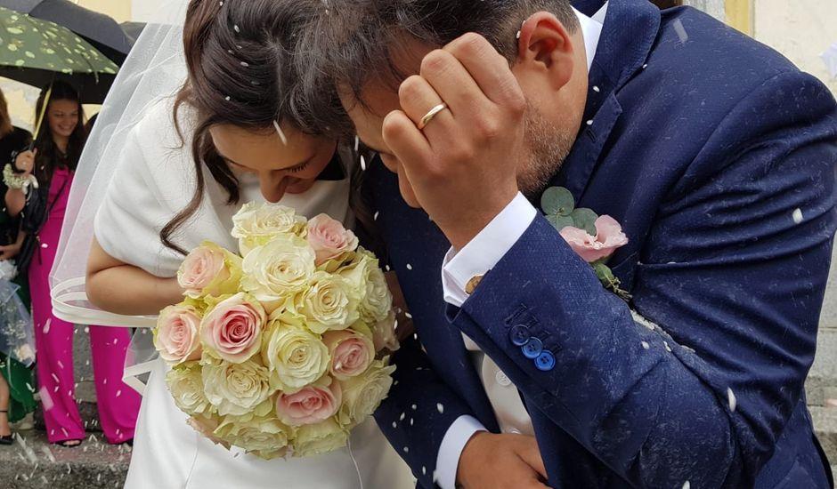 Il matrimonio di Giulio e Greta a Arona, Novara