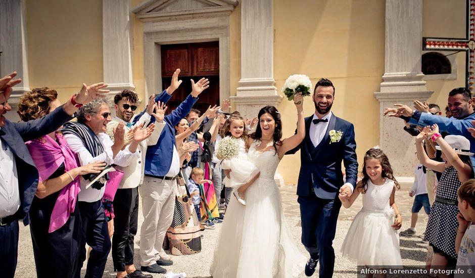 Il matrimonio di Davide e Alice a Moriago della Battaglia, Treviso
