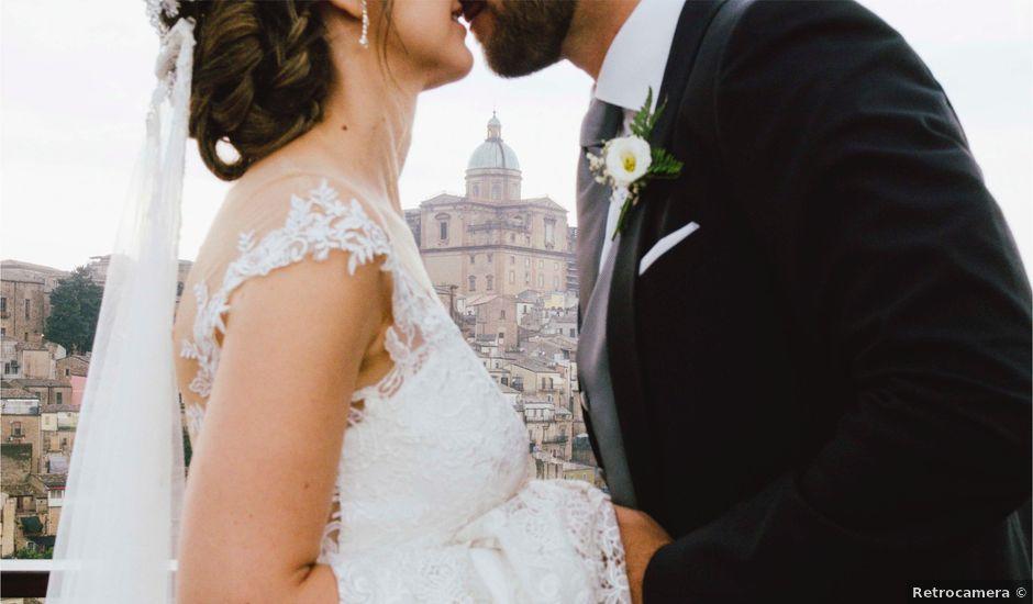 Il matrimonio di Andrea e Francesca a Catania, Catania