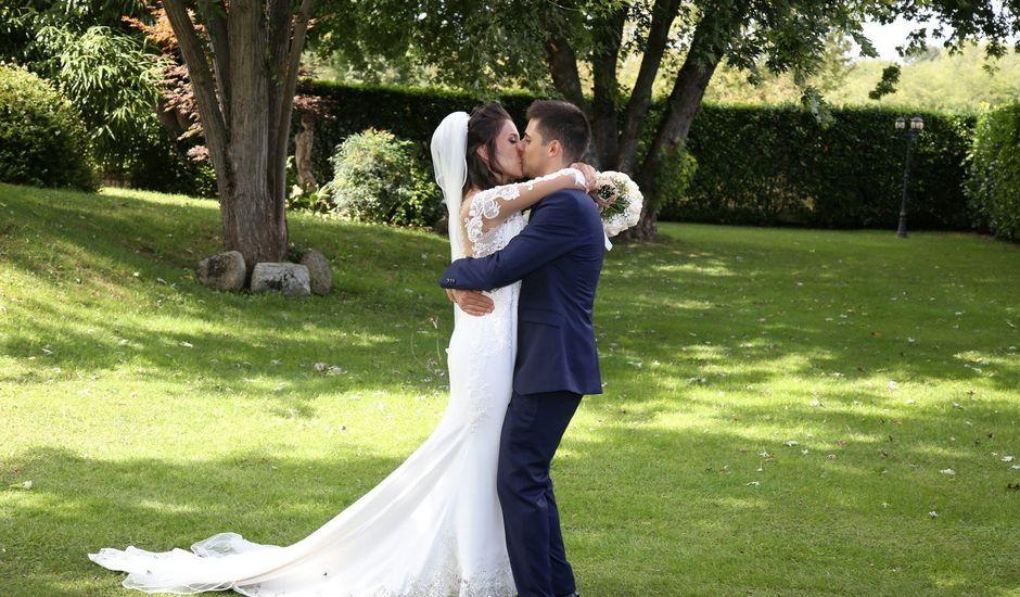 Il matrimonio di Alessia e Roberto a Novara, Novara