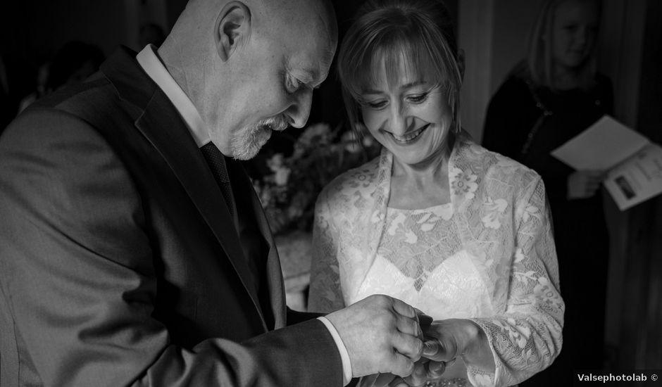 Il matrimonio di Leonardo e Anna a Caslino d'Erba, Como