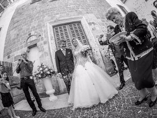 Le nozze di Samuela e Giangiacomo