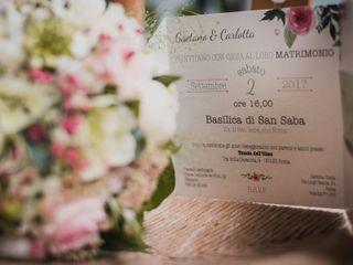 Le nozze di Carlotta e Gaetano 1