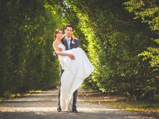 Le nozze di Cla e Marc